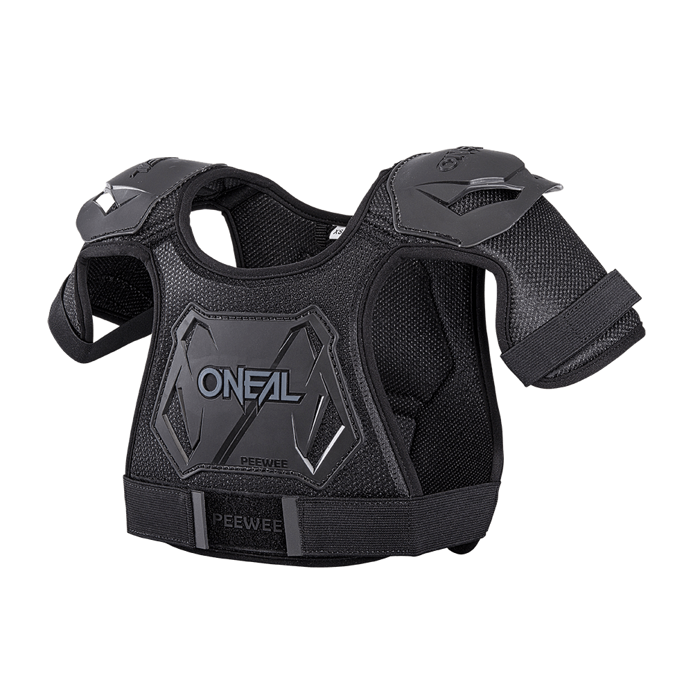 peewee_chest_guard_black|oneal